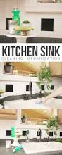 how to keep the kitchen sink clean and organized u2013 craftivity designs