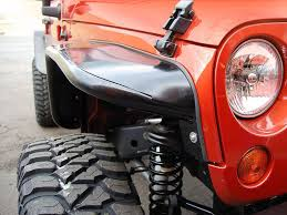 jeep liberty fender flare fender flares warrior war s7315 warrior products front