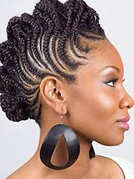 black braids hairstyle for sixty natural braided hairstyles for african american black women 2014