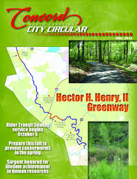 Concord Mills Map Greenways