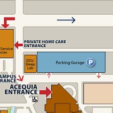 kaweah delta medical center interactive campus map and floor plan