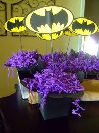 Batman Table Decorations Best 25 Superhero Center Pieces Ideas On Pinterest Super Hero