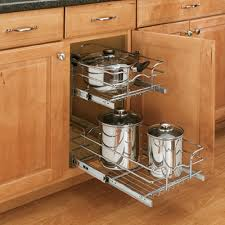 kitchen cabinet slide out do pull out racks really help save space