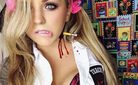 schoolgirl halloween costume naughty halloween costume with a special twist youtube