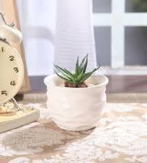 White Vase Flower Vases Buy Wooden U0026 Metal Flower Glass Vase Online In