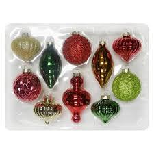 glass ornaments tree decorations target