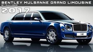 bentley price 2017 bentley mulsanne grand limousine by mulliner review rendered