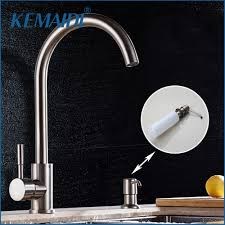 popular kitchen faucet with soap dispenser buy cheap kitchen kitchen faucet with soap dispenser