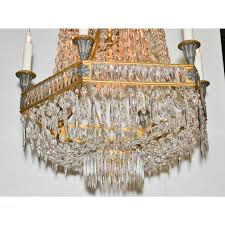 Neoclassical Chandeliers 19th Century French Neoclassical Chandelier Legacy Antiques