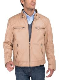 mens moto jacket mens heritage vegetable tanned leather sand blast moto jacket beige