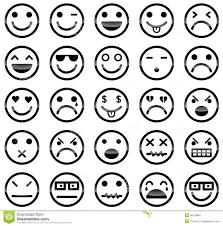 smiley faces for website design u2014 vector eps application avatar