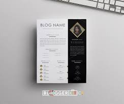 Best One Page Resume Template 15 Best One Page Resume Template Images On Pinterest Cv Template
