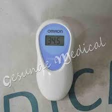 Termometer Murah jual termometer telinga digital omron dengan inframerah