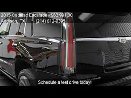 cadillac escalade 4x4 for sale 2015 cadillac escalade platinum 4x4 4dr suv 8a for sale in a