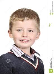 4 year boy portrait stock photo image 7603530