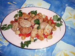 cuisiner rognons recette de rognons blancs d agneaux aux petits oignons