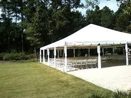 rental tents king party rentals tents