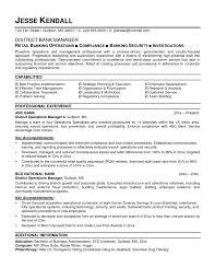 download banking executive sample resume haadyaooverbayresort com