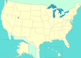 usa map quizlet the us states in the south map quiz south central us wall