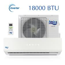 trane ductless mini split amazon com 18000 btu mini split air conditioner 1 5 ton