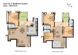 100 duplex floor plans for narrow lots amazing design 5