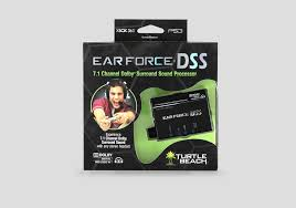 7 1 home theater ear force dss turtle beach corporation