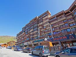 apartment apt neves iii val thorens france booking com