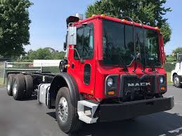 mack cab chassis trucks for sale