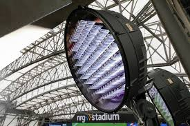 led light installation near me energy efficient led light installation makes history at nrg stadium