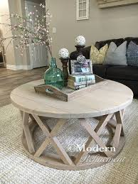 rustic table ls for living room gorgeous rustic round farmhouse coffee table farmhouse coffee