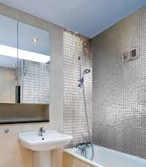 stainless steel mosaic tile backsplash neelnox stainless steel mosaic tiles design milk