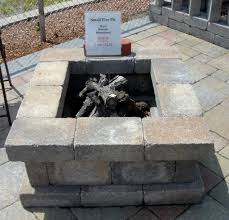 Fire Pit Kits by Concrete Block And Brick Products