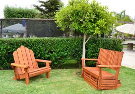 Redwood Adirondack Chair Custom Adirondack Redwood Chair Made In U S A Duchess Outlet