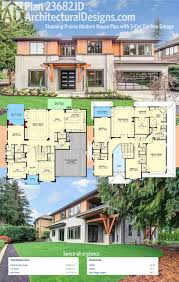 House Plans For Sloping Lots In The Rear by House Plans 262 Best Rugged And Rustic House Plans Images On