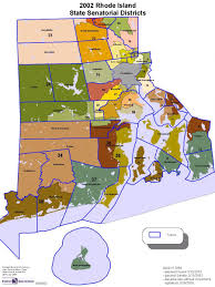 Circuit Court Map State Representative District Maps Warwick Rhode Island