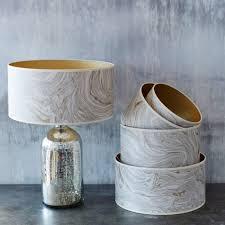 drum table l shades lighting gorgeous makrana gold l shades light table pinterest