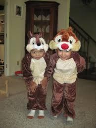 Chipmunk Halloween Costume Journey Aaron Chipmunks