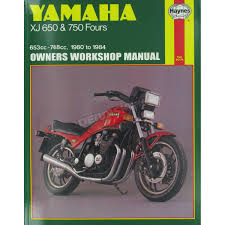 haynes yamaha xj650 750 repair manual 738 cruiser motorcycle