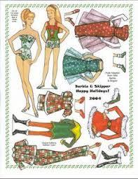 310 paper dolls barbies images barbie paper