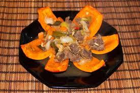 cuisine cor馥nne recettes recette coréenne le danhobak jjim 단호박찜 potimarron corée