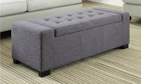 cool rectangle storage ottoman how to use a storage ottoman