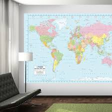 free wall map of the world you can see a map of many places on world map large wall mural free paste