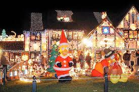 outside christmas light displays outdoor christmas light displays christmas design