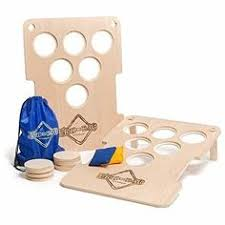 New Backyard Games by Other Backyard Games 159081 Washer Toss Game Set Outdoor Games
