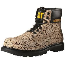 womens boots work cat by caterpillar colorado s leather work boots free
