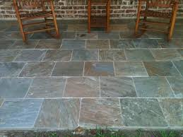 Interlocking Slate Patio Tiles by Outdoor Tiles For Patio Interior Design