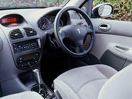 peugeot car interior peugeot 206 5 doors specs 2002 2003 2004 2005 2006 2007