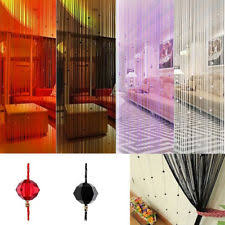 Room Divider Beads Curtain - beaded room divider curtains u0026 blinds ebay