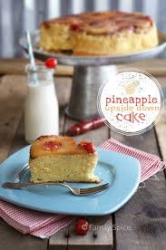 campfire upside down pineapple cake family spice