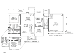 single story house plan 5 bedroom home plans 5 bedroom house plans single story single